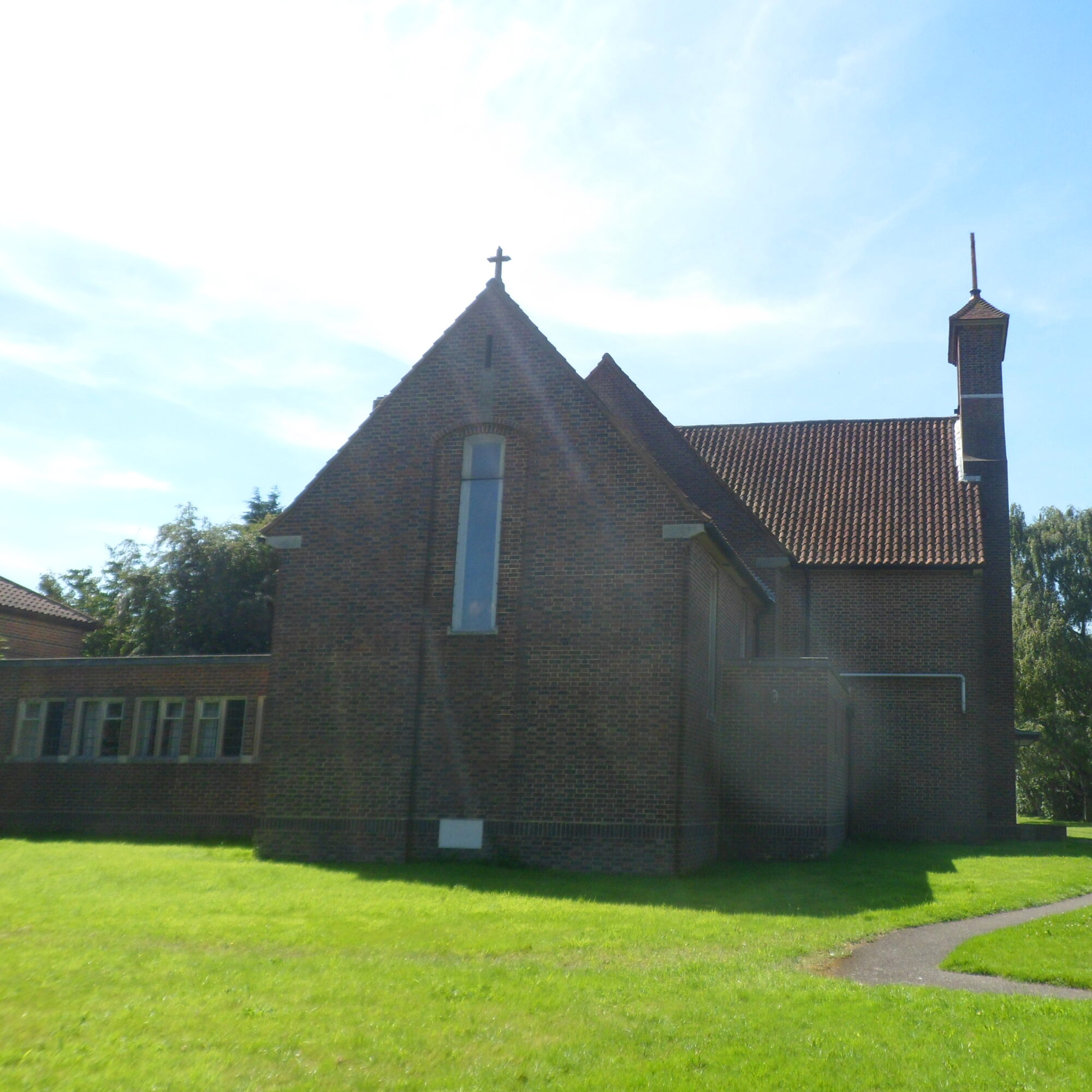 St Edward King and Confessor Church New Addington